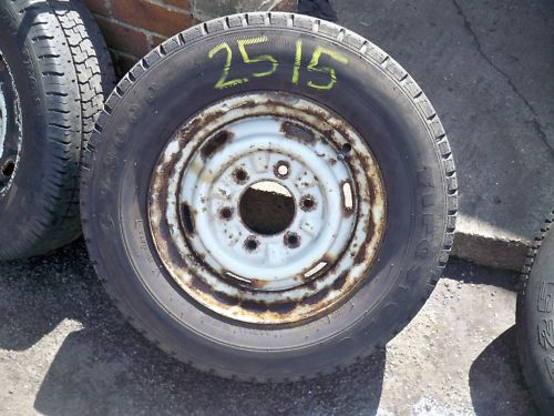 BEDFORD MIDI WHEEL AND TYRE 185-R-14 1982 - 1987 (2515)