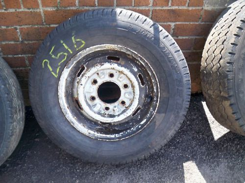 BEDFORD MIDI WHEEL AND TYRE 185-R-14 1982 - 1987 (2516)