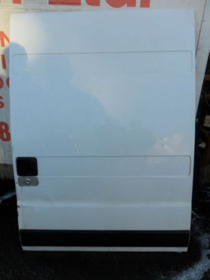 BOXER/RELAY/DUCATO HIGH TOP N/S SIDE LOADING DOOR 2002 - 2006 (#1)