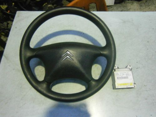CITROEN DISPATCH DRIVERS AIRBAG AND WHEEL 2007 - 2012