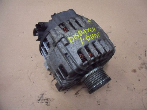 CITROEN DISPATCH/SCUDO/EXPERT 1.6HDI ALTERNATOR 2007 - 2010