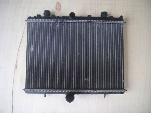 CITROEN DISPATCH/SCUDO/EXPERT 1.6HDI RADIATOR 2007 - 2010