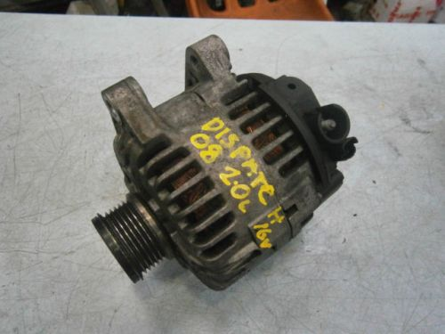 CITROEN DISPATCH/SCUDO/EXPERT 2.0 16V ALTERNATOR 2007 - 2012