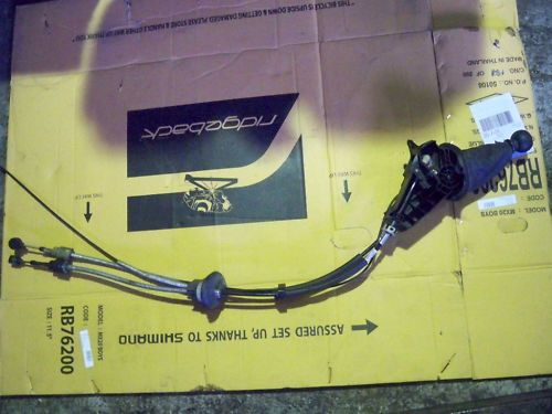 CITROEN DISPATCH/SCUDO/EXPERT 2.0 16V GEARSHIFT CABLES 2007 - 2010