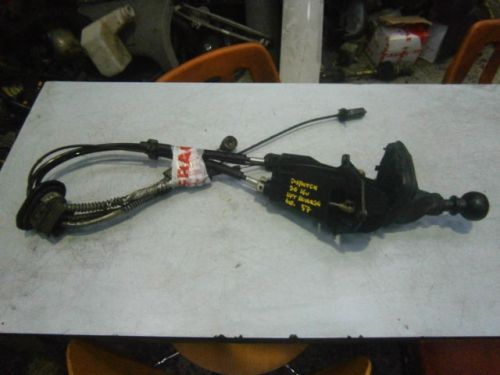 CITROEN DISPATCH/SCUDO/EXPERT 2.0 16V GEARSHIFT CABLES AND REMOTE 2007 - 2012