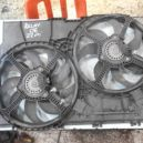 CITROEN RELAY/BOXER/DUCATO 2.2HDI FANS AND HOUSING 2007 - 2012