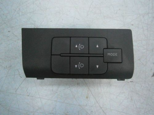 FIAT DUCATO/RELAY/BOXER HEADLIGHT DIP SWITCH 2007 - 2011