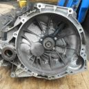 FORD TRANSIT CONNECT 1.8TD GEARBOX 2001 - 2009
