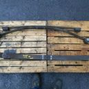 FORD TRANSIT CONNECT 2 LEAF - LEAF SPRINGS (PAIR) 2001 - 2008