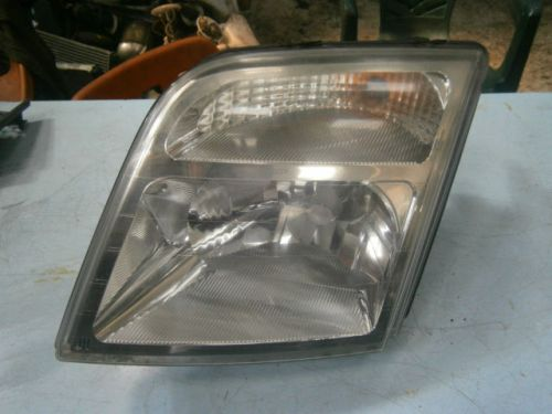 FORD TRANSIT CONNECT N/S HEADLIGHT 2001 - 2006