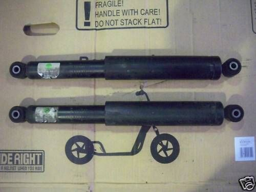 FORD TRANSIT CONNECT REAR SHOCKERS (PAIR) 2001 - 2010