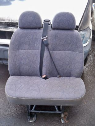 FORD TRANSIT DOUBLE PASSENGER SEAT 2003 - 2006