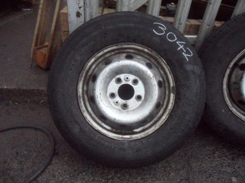 IVECO WHEEL AND TYRE 225-70R-15C 2001 - 2006 (3042)