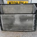 RENAULT MASTER/MOVANO/INTERSTAR 2.2DCI RADIATOR, INTERCOOLER AND FAN 2000 - 2003